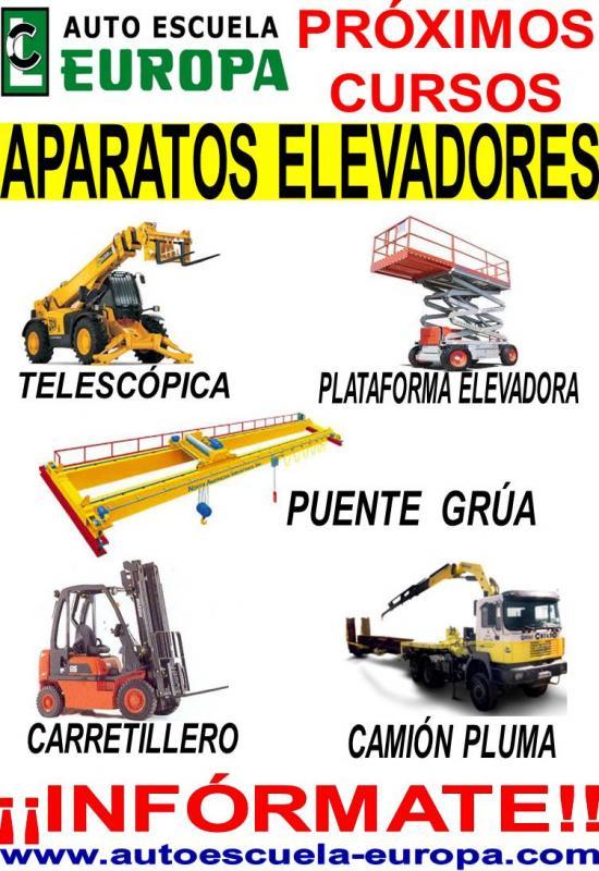 OFERTÓN: Aparatos Elevadores 24 DE JUNIO
