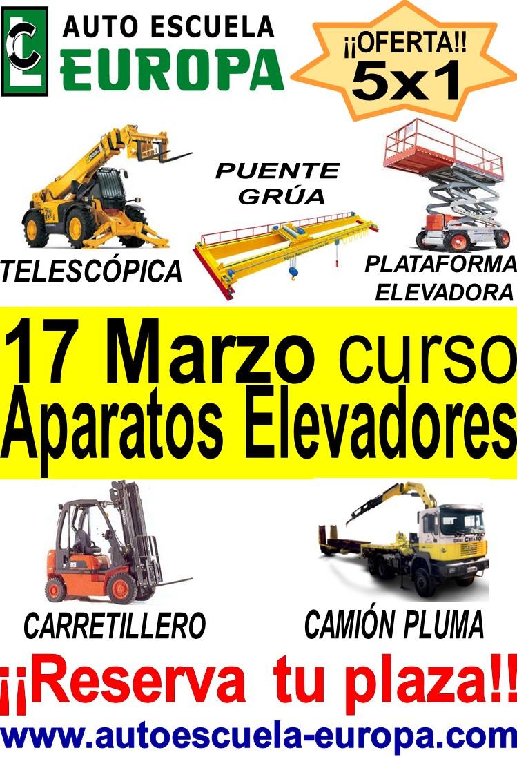 APARATOS ELEVADORES