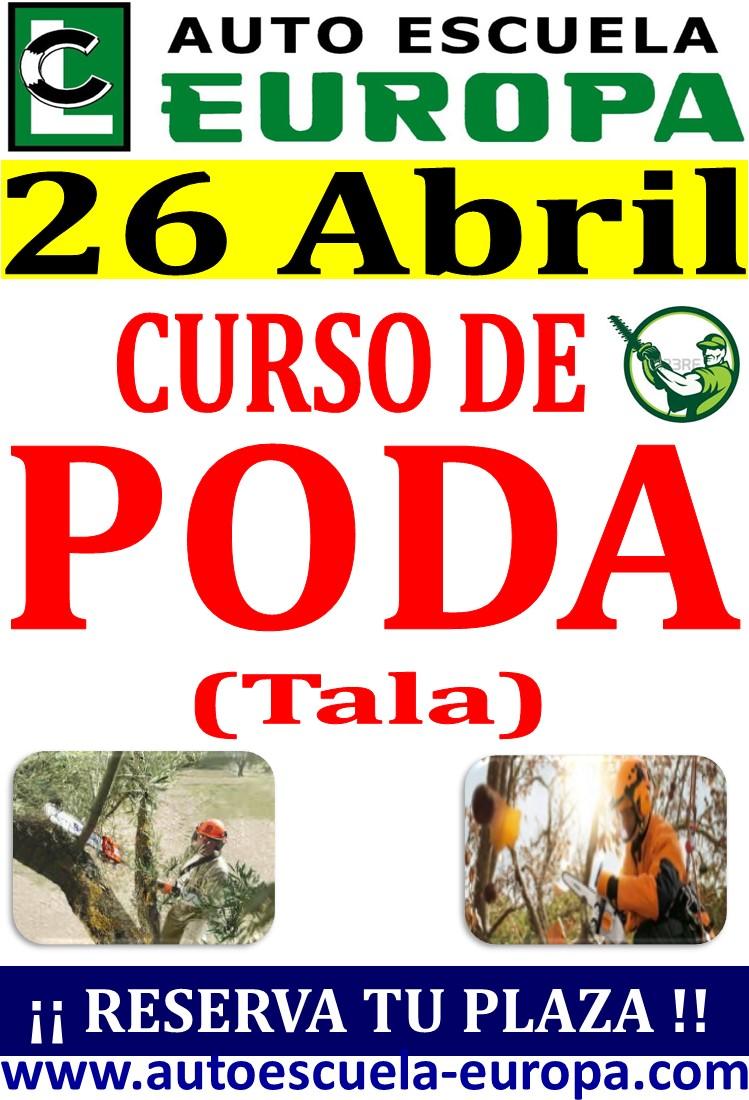 CURSO DE PODA