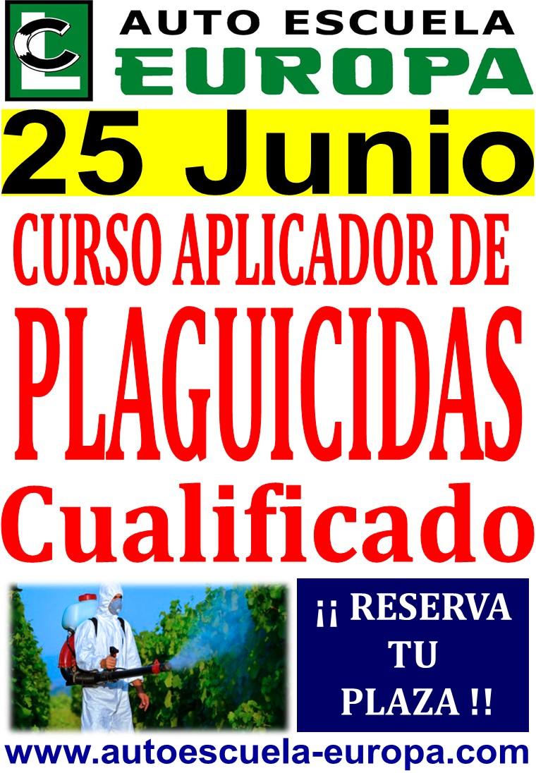 APLICADOR DE PLAGUICIDAS (cualificado )