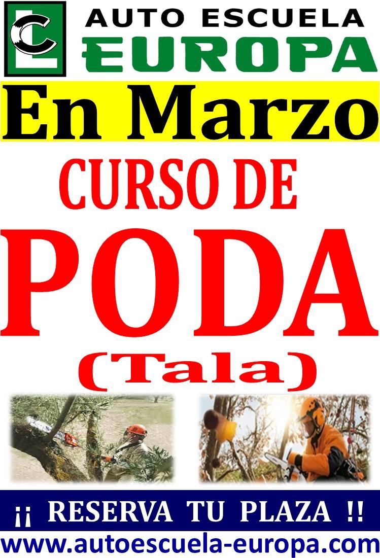 CURSO DE PODA (TALA)